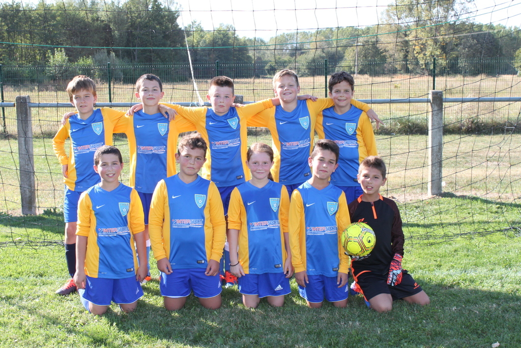 Beauvoir - U11 AS Cheyssieu