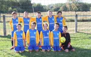 Foot Etang - U11 AS Cheyssieu