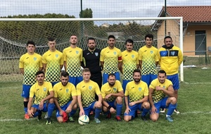 AS Cheyssieu - FC Collines