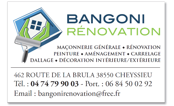 Bangoni Rénovation